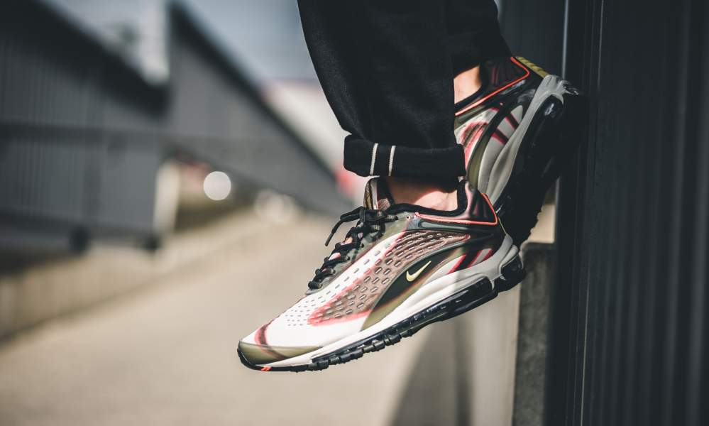 Ceniza Final Perceptivo  Nike Air Max Deluxe Sequoia - Where To Buy - AJ7831-300 | The Sole Supplier