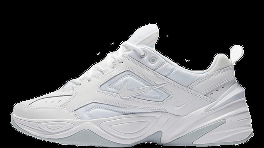 Nike M2K Tekno Triple White   Where To