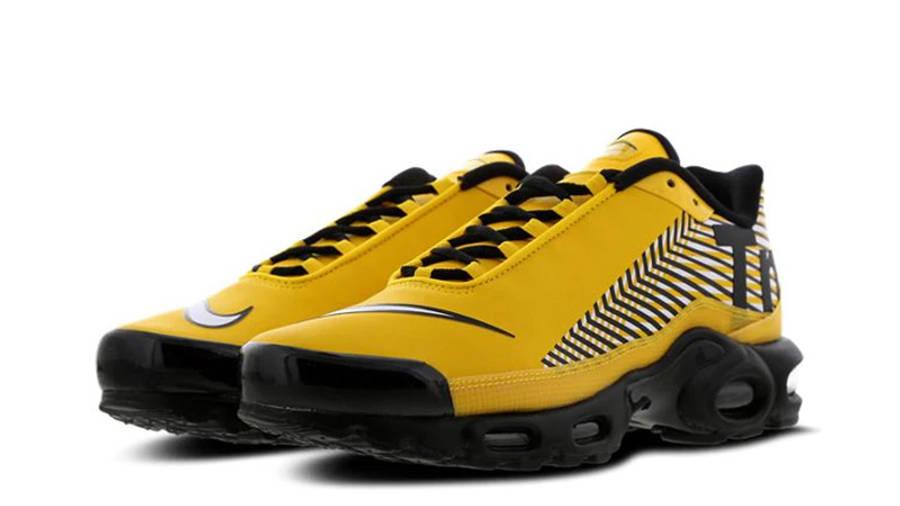 Nike TN Air Max Plus Yellow Black