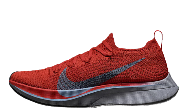 Nike Zoom Vaporfly 4% Red White