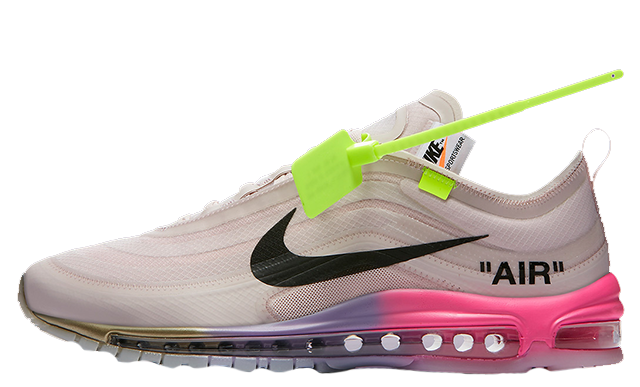 Off-White x Serena Williams x Nike Air Max 97 QUEEN