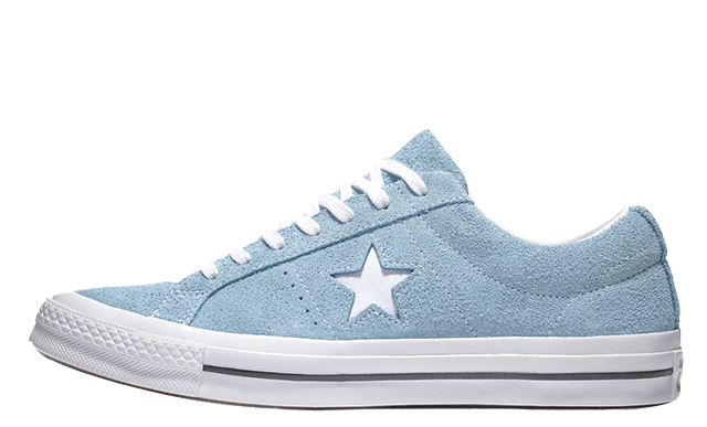 Converse One Star Vintage Suede Low Top