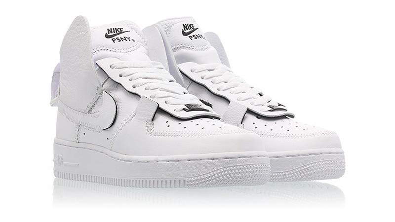 PSNY x Nike Air Force 1 High White