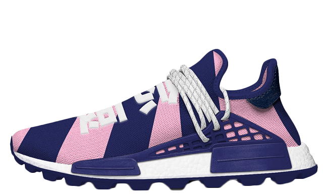 Pharrell Williams x adidas NMD Hu BBC Exclusive Heart Mind G26277