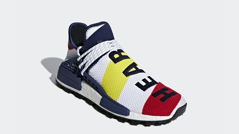 Adidas Pharrell Williams BBC Hu NMD