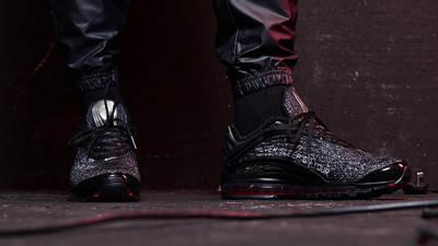 Skepta x Nike Air Max Deluxe SK On Foot