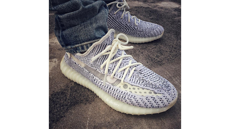 How Do You Like The adidas Yeezy Boost 350 V2 Static