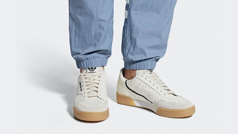 adidas Continental 80 White Gum