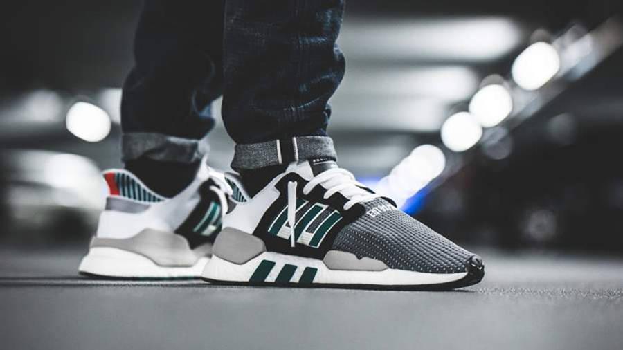 adidas EQT Support 91/18 Black Green