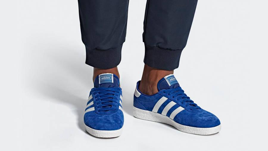 adidas Munchen Super SPZL Blue White