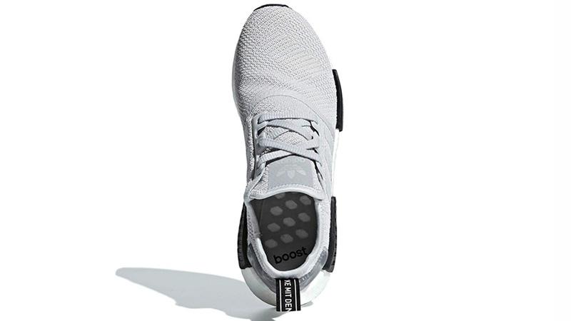 adidas NMD R1 Camo Heels Grey 02