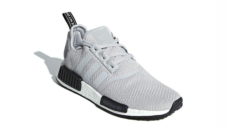 adidas NMD R1 Camo Heels Grey 03