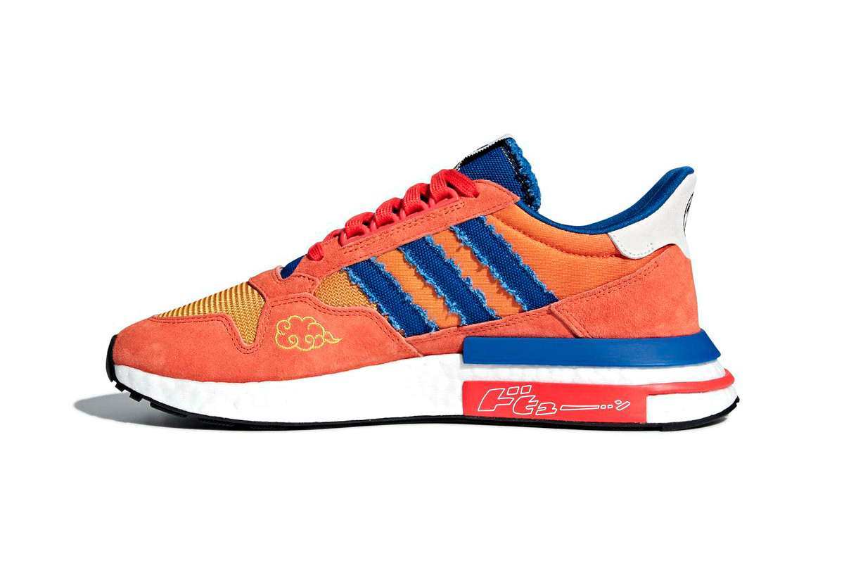 adidas dragon ball costo
