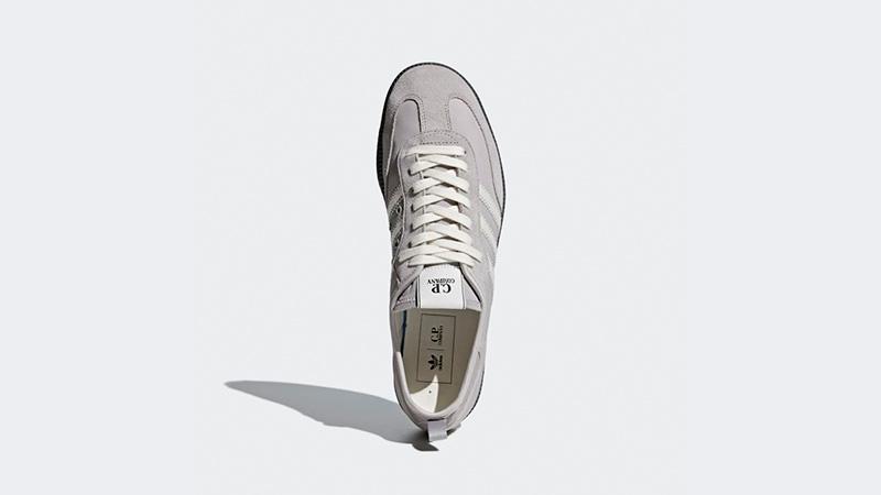 adidas x CP Company Samba Grey | Where