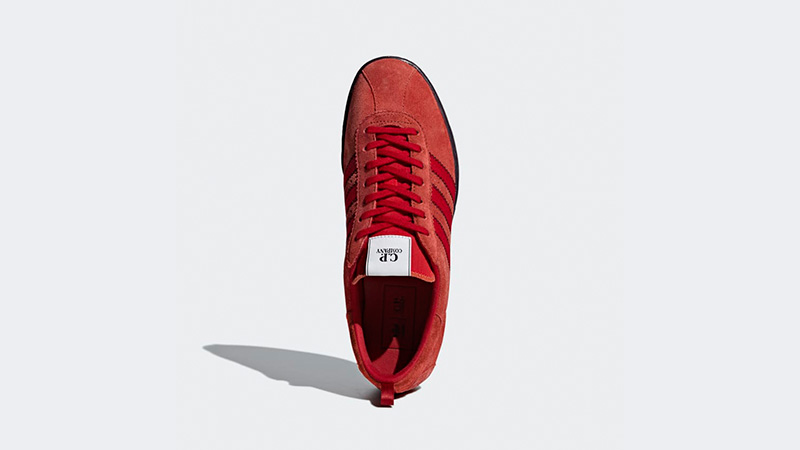 cp company tobacco shoes