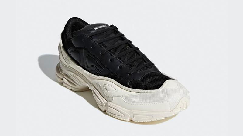 adidas raf simons ozweego black and