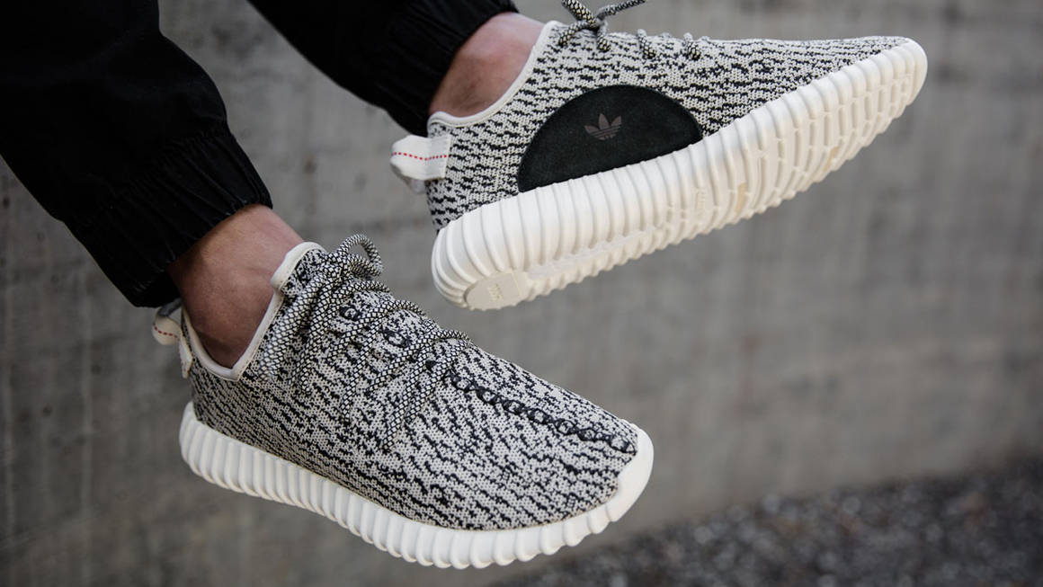 Is The adidas Yeezy Boost 350 'Turtle