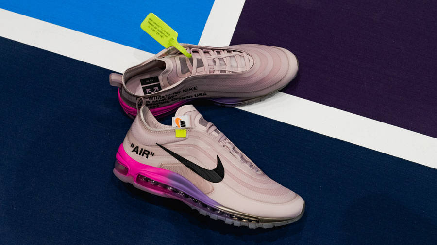 Off-White x Serena Williams x Nike Air