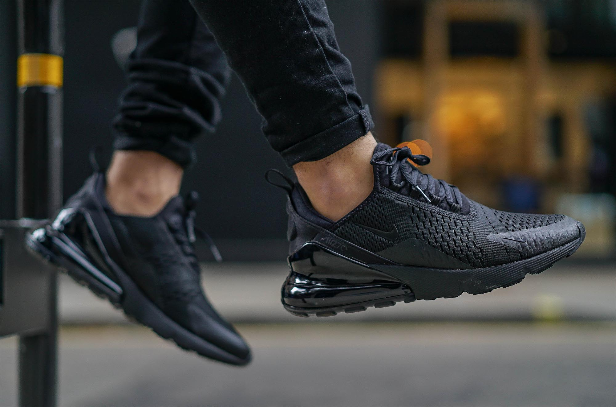 10 'Triple Black' Sneakers You Need To