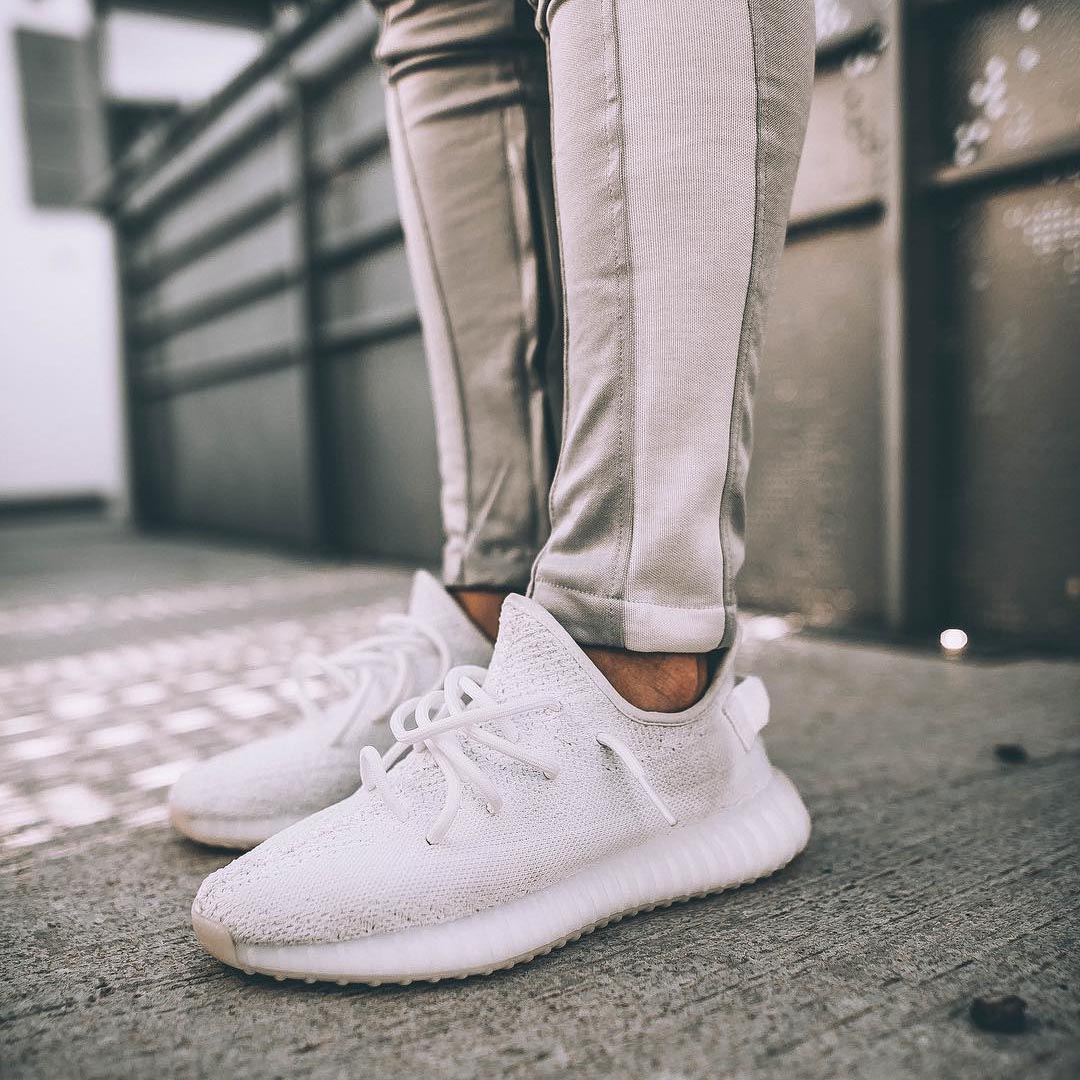 adidas Yeezy Boost 350 V2 'Triple White