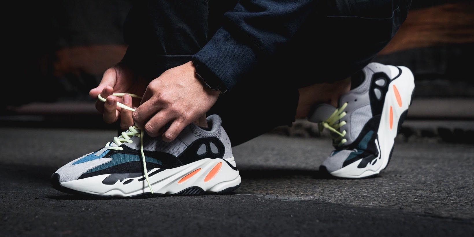 How Does The adidas Yeezy Boost 700 Wave Runner Fit? | The ...