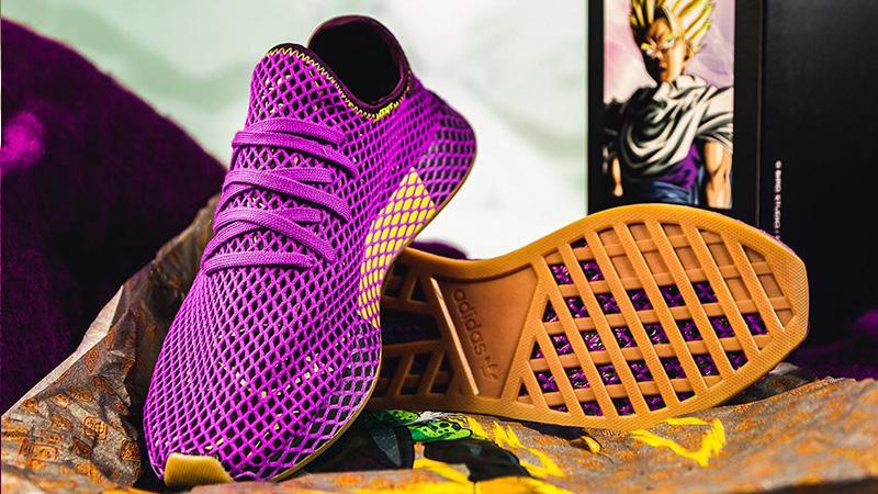x adidas Deerupt Cell Saga Pack Purple