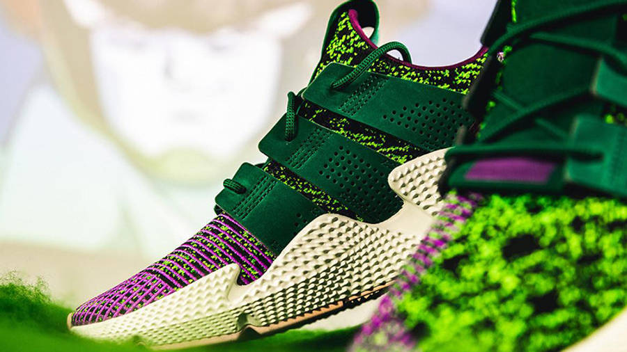 Panorama Mount Bank carga  Dragon Ball Z x adidas Prophere Cell Saga Pack Green | Where To Buy |  D97053 | The Sole Supplier