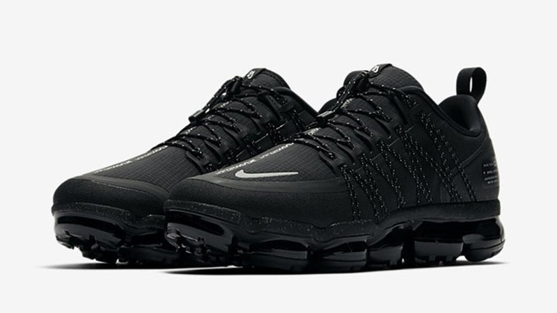 Nike Air VaporMax Run Utility Black