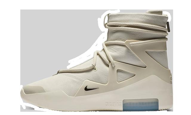 Nike Air Fear Of God 1 Light Bone AR4237-002