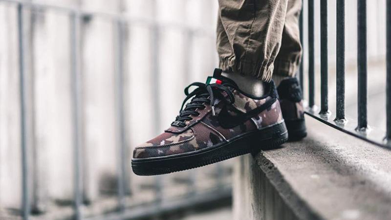 Nike Air Force 1 07 Ale Brown Black