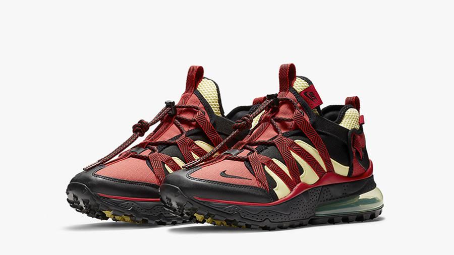 Nike Air Max 270 Bowfin Red Black