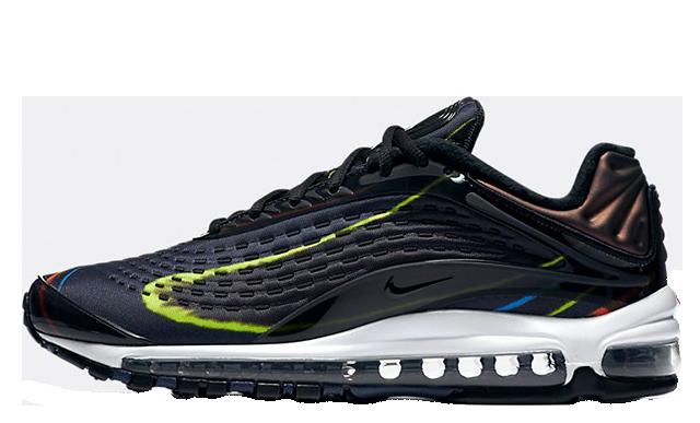 Nike Air Max Deluxe Black Multi AJ7831-001
