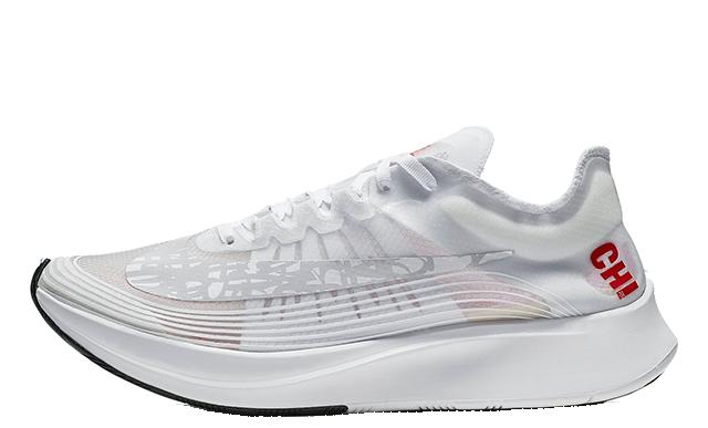 Nike Zoom Fly Chicago Marathon White BV1183-100