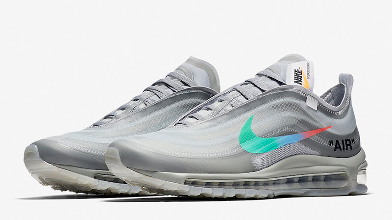 Off White x Nike Air Max 97 Menta