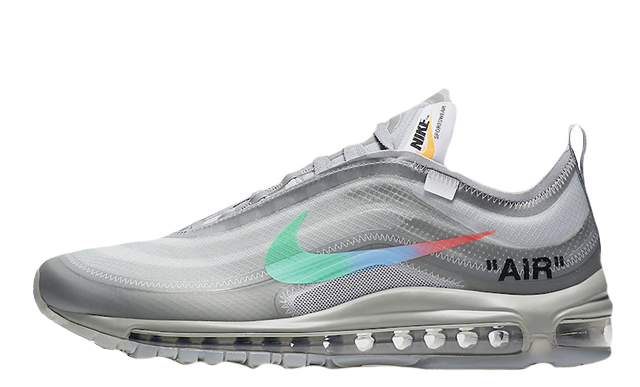 Off-White x Nike Air Max 97 Grey Mentha