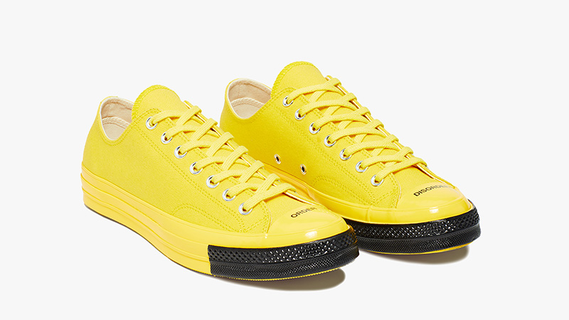 Undercover x Converse Chuck 70 OX Yellow