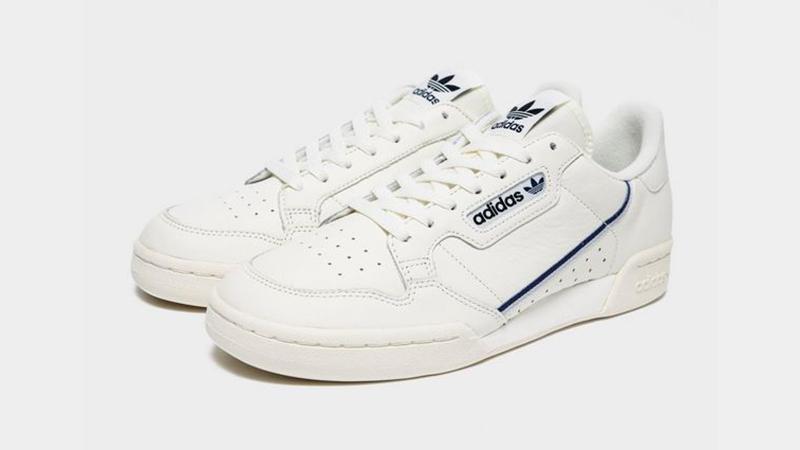 adidas Continental 80 Cream JD