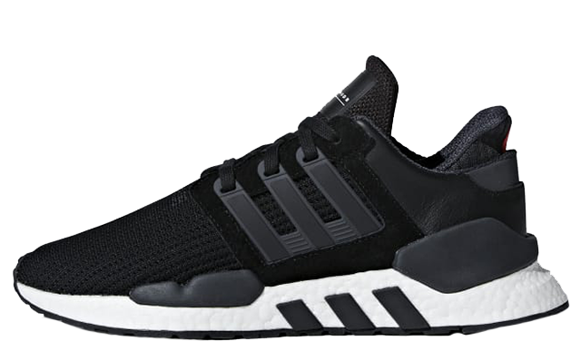adidas EQT Support 91 18 Black White B37520
