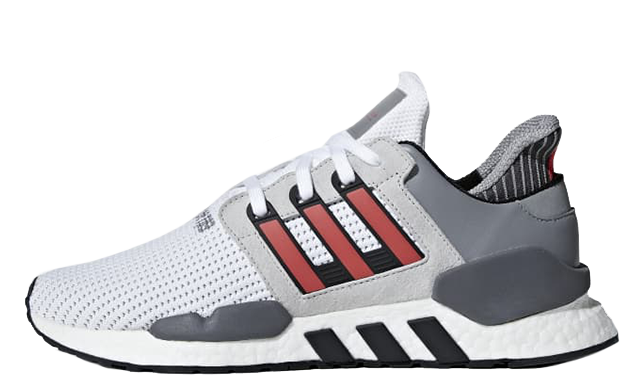 adidas EQT Support 91 18 Grey Red B37521