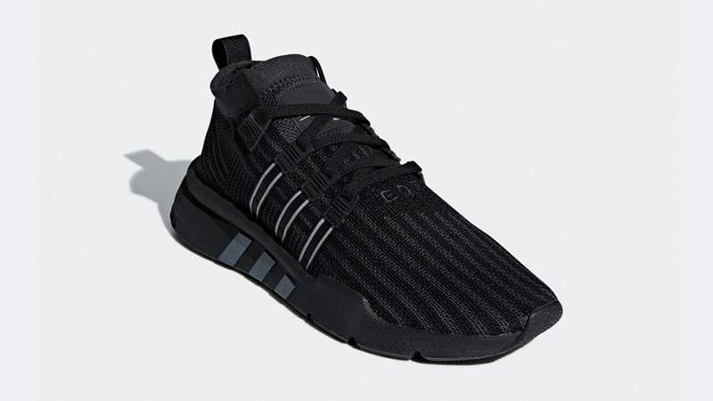 adidas EQT Support Mid ADV Primeknit Black