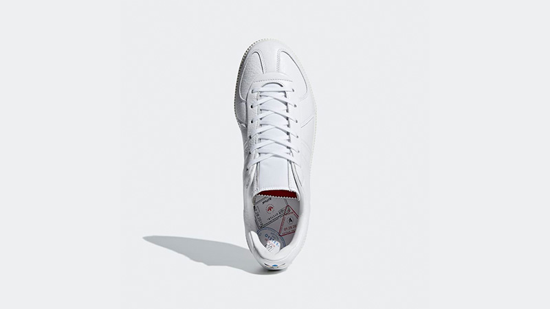 adidas x Oyster BW Army White