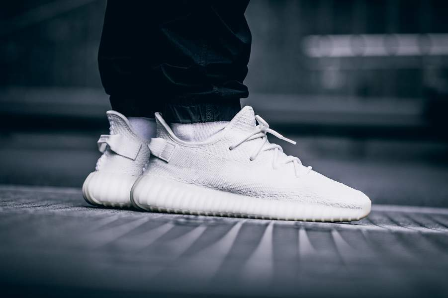 Yeezy Boost 350 V2 White
