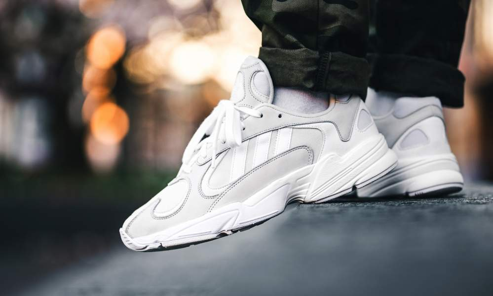 6 Ways To Wear The adidas Yung 1 White | The Sole Supplier