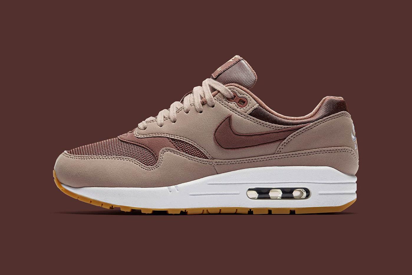 Nike Preps For Autumn With The Air Max 1 'Diffused Taupe
