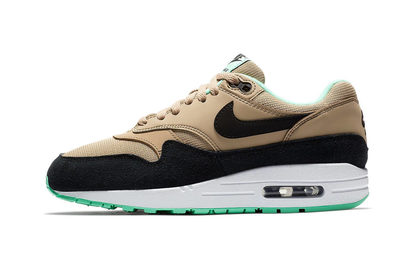 Nike Preps For Autumn With The Air Max 1 'Mint Green'   The