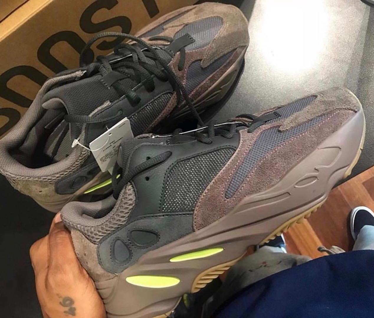 The adidas Yeezy Boost 700 'Mauve' Gets A Release Date | The