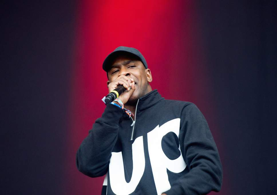 Skepta Isn't Happy That The Nike Air Max Deluxe SK Sold Out