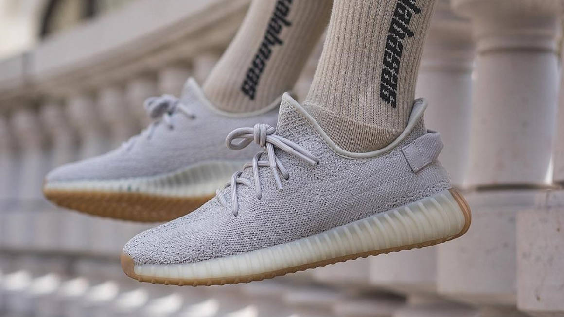 The Yeezy Boost 350 V2 Sesame Went Live