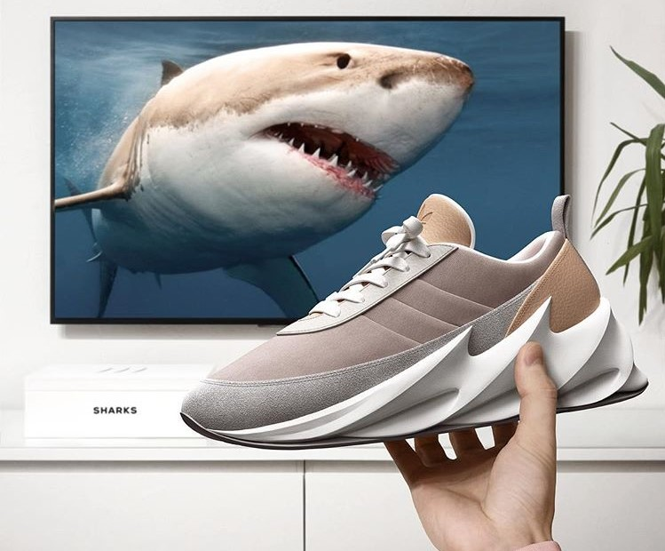 Take A Closer Look At The adidas SHARKS | The Sole Supplier