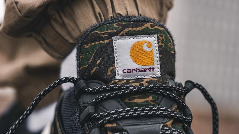 Carhartt x Nike Air Max 95 Camo Green